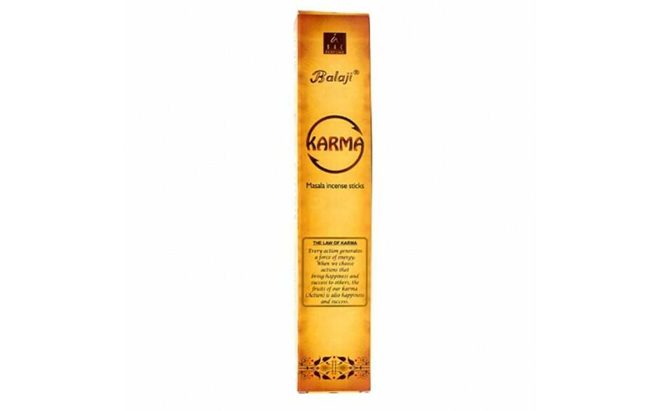 Incenso Balaji Karma 15g