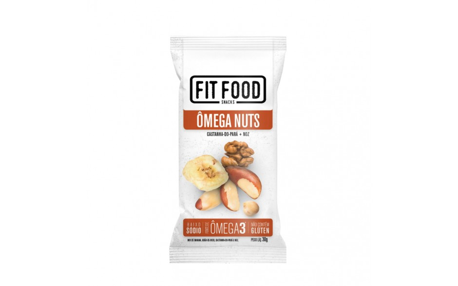 Ômega Nuts Fit Food 30g